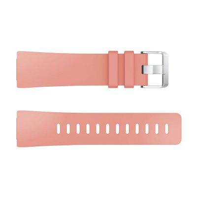 Smartwatch Band for Fitbit Versa/Versa 2 /Versa Lite/Versa  Sport Bands High-end Fashion Soft comfortable Health Silicones Wrist Straps