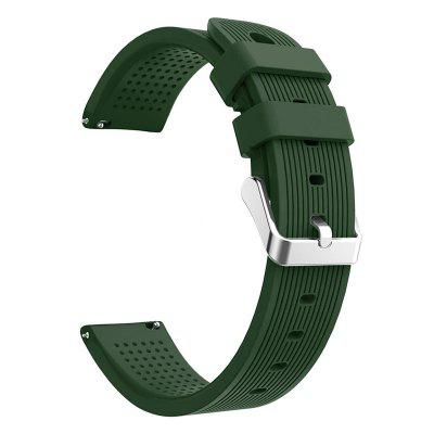 Smartwatch Band for Samsung Gear S2 /S2classic /Galaxy Watch Active / Active 2/galaxy watch 42mm/Gear Sport   Silicones Wrist Straps