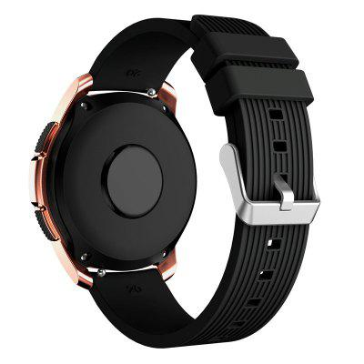 Smartwatch Band forSamsung Gear S2 /S2classic /Galaxy Watch Active / Active 2/galaxy watch 42mm/Gear Sport  Silicones Wrist Straps 20MM