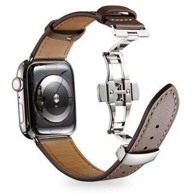 Smartwatch Band Genuine Leather Loop IWatch Strap for Apple Watch Series 5/4/3/2/1