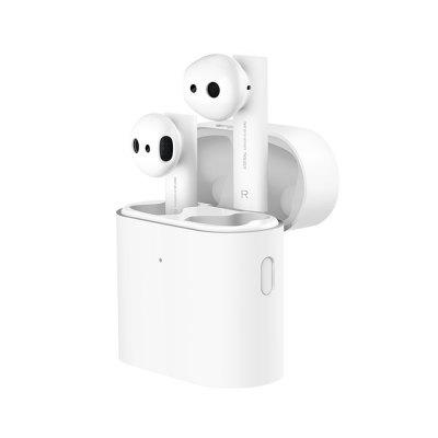 Фото - Xiaomi Airdots Pro 2S Wireless Earphone TWS Mi True Earbuds Air 2S HD Sound Quality  Stereo Control - White dekko dk 8809 sports mini auto scan fm radio w stereo earphone silver blue black
