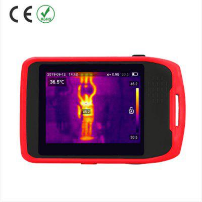 Uni-T UTi120T Pocket IR Thermal Imager Camera 3.5inch LCD Touchscreen -20C-400C WiFi Connectivity