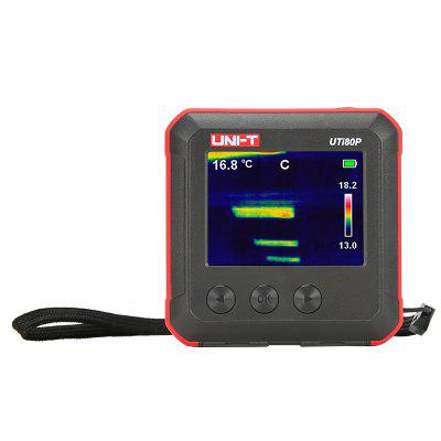 UNI-T Mini Thermal Imager Pocket Infrared Compact Imaging Camera UTi80P Industrial Temperature Floor Heating Detection