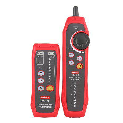 UNI-T UT683KIT Intelligent Network Line Finder  Telephone Finder/Pairing/Anti-Interference Patrol Checker