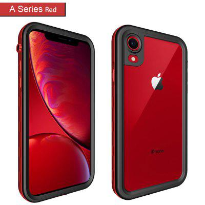 SHELLBOX IP68 Waterproof Case For iPhone 11 Pro Max X XS MAX Clear 360 Shockproof Cover Cases For iPhone XR 8 7 Plus Phone Case
