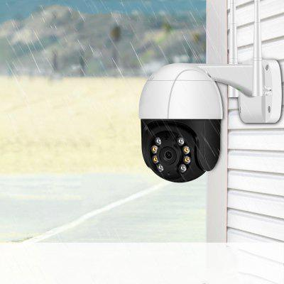 3MP Wifi PTZ Camera H.265 Auto Tracking Speed Dome Outdoor Wireless Two Way Audio Home CCTV Surveillance IP