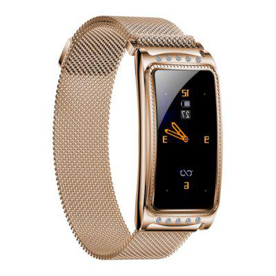 DT20 Lady  Fitness Tracker female physiological period detection women smartwatch menstrual and Safety ovulation reminding