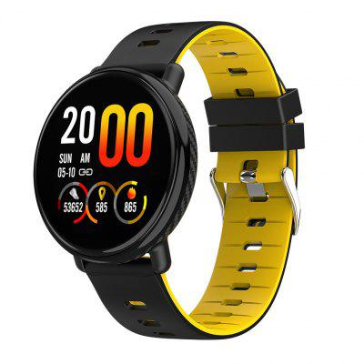 Фото - DT40 Smart Watch Fitness Tracker 2.5D Full HD  Touch Screen Smart Watch Waterproof Heart Rate Monitor Replaceable Strap Smartwatch for Android high quality laptop touch for hp envy touchsmart 15j touch screen digitizer replacement repair panel