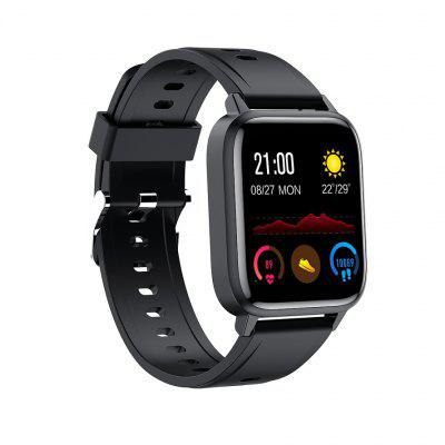 DT43 Thermometer Bracelet Temperature  Fitness Tracker Multi S Watch Face Smart Watch Medical Grade Chip  To Test Blood Pressure Heart Rate