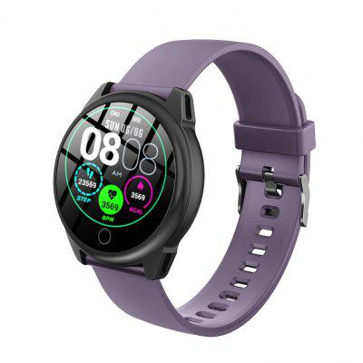 DT68  Smart Watch Band Temperature Measure ECG Heart Rate Blood Pressure Monitor GPS Sports Trail Imcoming Call Managements
