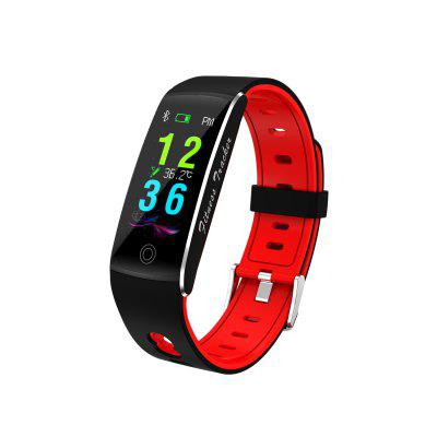 DT72 Thermometer Bracelet Temperature Smartwatch  Fitness Tracker Multi Sport Watch Face Smart Medical Grade Chip To Test Activity