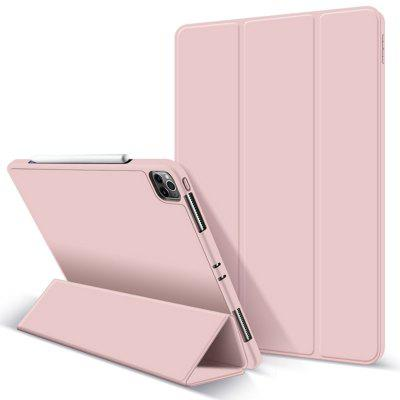 Case for iPad Pro 11 Case Multifold PU Leather Smart Cover Case for iPad Pro 11