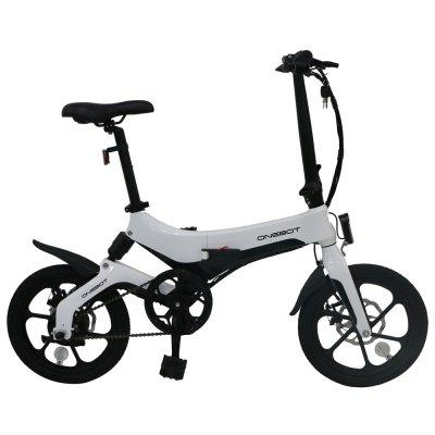ONEBOT S6 Folding Moped Electric Bike 16Inch for Adults Urban 250W 36V 25KM/H with 50KM Milage Image
