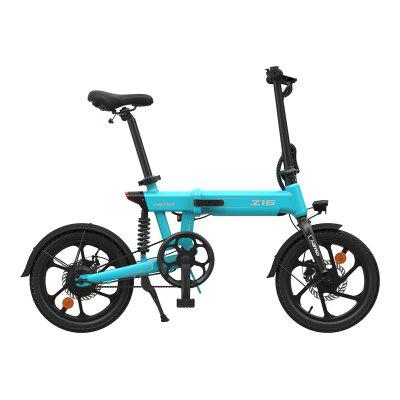 HIMO Z16 Folding Moped Electric Bike 16Inch for Adults Urban 250W 36V 25KM/H with 80KM Milage Image