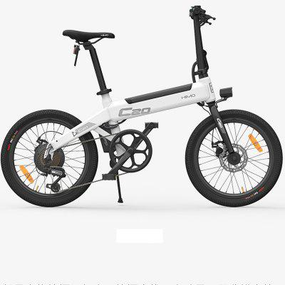 HIMO C20 Moped Electric Bike 20Inch for Adults Urban 250W 36V 25KM/H with 80KM Milage Image