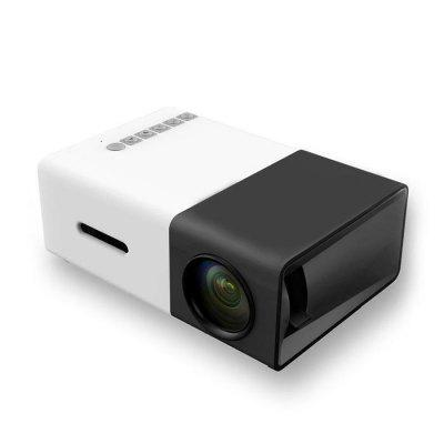 Mini Pocket LED Home Cinema Projector HD 1080P Portable HDMI USB