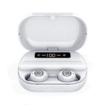 Bluetooth Touch Control Wireless Charging Earbuds