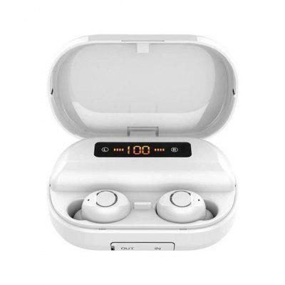 Фото - Touch Control Wireless Earbuds With Power Box 6pcs 315 433mhz 1ch 85v 110v 220v 250v rf wireless home automation remote control switch receiver module and remote controller