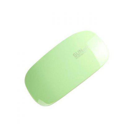 Portable Mini 6W LED Lamp Nail Dryer USB Charge 30s 60s Timer Light Quick Dry Nails Gel Manicure For Art