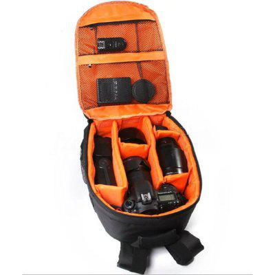 Waterproof DSLR SLR Case Camera Backpack Shoulder Bag For Canon / Nikon Sony