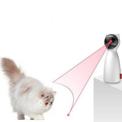 Perfect Play Interactive Laser Light Cat Toy with Automatic Mode