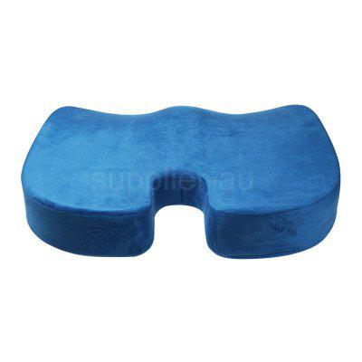 Coccyx Orthopedic Memory Foam Seat Cushion Car Office Lumbar Pain Relief