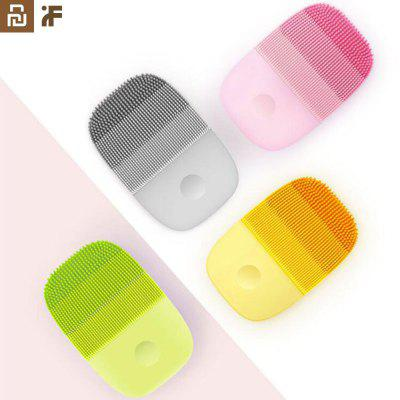 Xiaomi inFace Electric Deep Facial Cleaning Massage Brush Sonic Face Washing IPX7 Waterproof Silicone Cleanser Skin Care