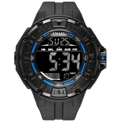 Military Big Dial Sports Men Watches Army LED digital S shock 1543 watch for men Luminous waterproof relogio masculino Clock