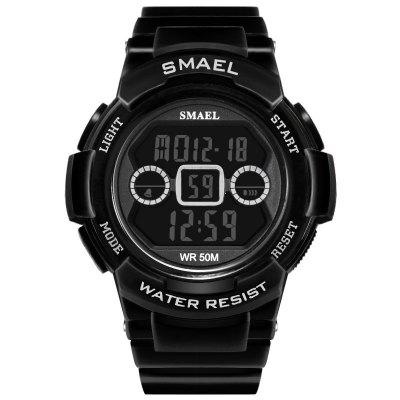 SMAEL Watches Digital Sport Women Fashion Wristwatch for Girls Digital-watch Best Gifts 1632B Watch Waterproof