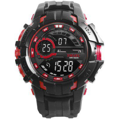 Digital Watch Men Sport Watches Waterproof SMAEL Relogio Montre Shock Black Gold Big Clock Automatic 1610 Wtach Military