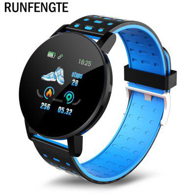 Smart Watch Fitness Bracelet Blood Pressure Measurement Band Waterproof Tracker Women Men Heart Rate Monitor Smartband