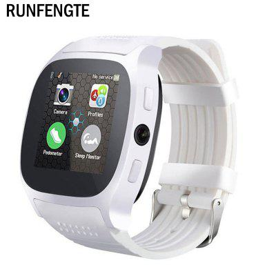 Bluetooth Smart Watch Smartwatch T8 Android Phone Call Relogio 2G GSM SIM TF Card Camera for iPhone Samsung HUAWEI PK DZ09