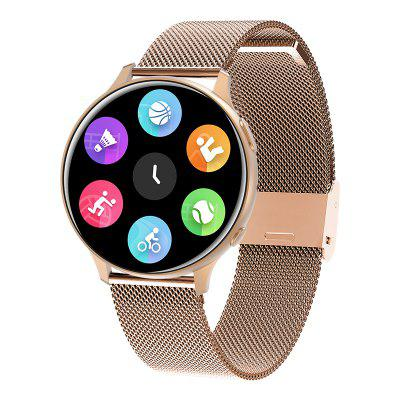 RUNFENGTE Smart Watch Bluetooth Call G-Sensor 1.4 Full Touch Screen Music Player Blood Oxygen Temperature For Android IOS PK iwo12 13 k8 2020 New