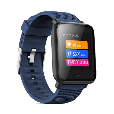Q9 Smart Sport Watch HD Color Screen Heart Rate Monitor Blood Pressure Smartwatch Connect Android Apple IOS