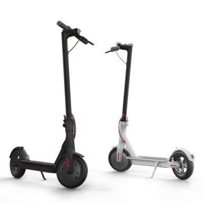 App Foldable Waterproof 7.5AH 35Km Range 350W 2 Wheel Adult Electric Scooter Germany Warehouse Drop Shipping