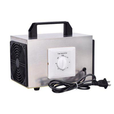 220V /110V 20G Ozone Generator Tablets Air Purifier Ozonizer with Timing Switch Sterilizer Ozonator Machine