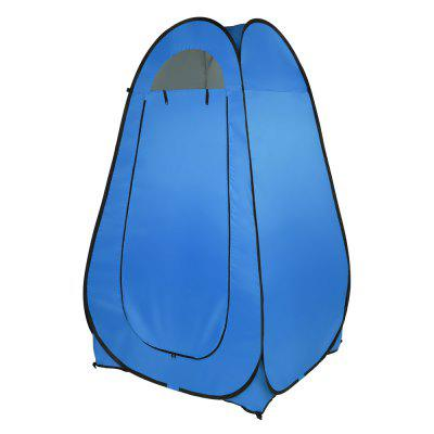 1-2 Person Portable Pop Up Toilet Shower Tent Changing Room Dressing Camping Shelter Isolation