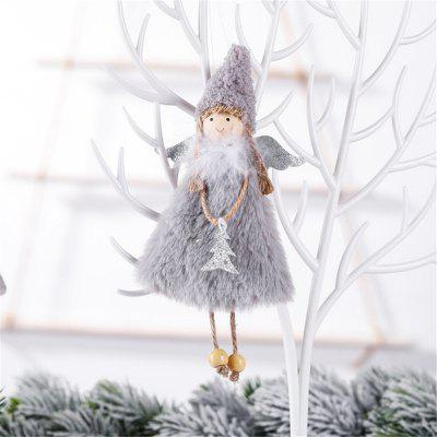 Merry Christmas Decorations For Home 2020 Angel Doll Xmas Navidad Noel Gifts Ornament New Year 2021