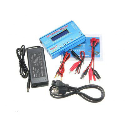 B6 80W 6A Lipo Battery Balance Charger with Power Supply Adapter