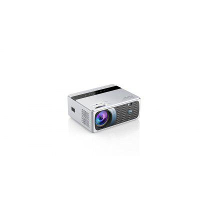 GP200 New 1080P Home Projector Office Teaching Multi Functional Intelligent Direct Delivery During The Day