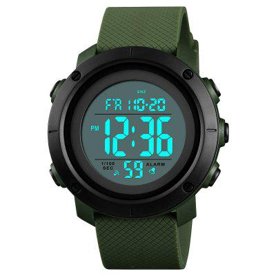 Top Luxury Sports Watches Men Waterproof LED Digital Watch Fashion Casual Wristwatches Clock