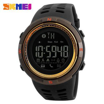 Men Smart Sport Watch New Brand Bluetooth Calorie Pedometer Fashion Watches 50M Waterproof Digital Clock Wristwatch