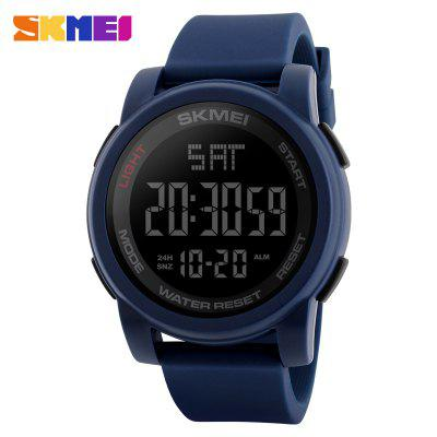 Top Luxury Sport Watch Men Alarm Clock 5Bar Waterproof Watches Multifunction Digital