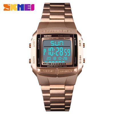 Sports Watches Waterproof Mens Top Brand Luxury Clock Electronic Led Digital Watch Men Relogio Masculino