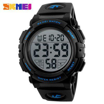 Chrono Men Watch Top Luxury Brand Sport Electronic Digital Male Wrist Clock Man 50M Waterproof Watches 1258