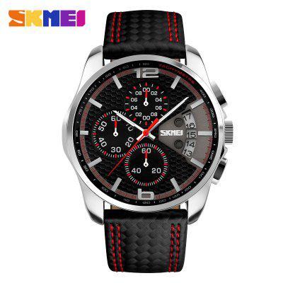 Fashion Sport Men Watches Top Brand Luxury Leather Strap 5Bar Waterproof Quartz Wristwatches famous brand mens wristwatches outdoor quartz sports watches fashion casual multifunction waterproof luxury sport watch men