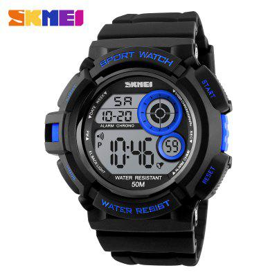 Men Sports Watches Casual LED Digital Military Shock Wristwatches 50M Waterproof Student Outdoor Clock Skmei Brand New 1222 2020 new skmei brand men led digital military watch 50m dive swim dress sports watches fashion outdoor wristwatches