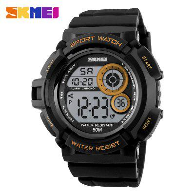 Men Sports Watches Casual LED Digital Military Shock Wristwatches 50M Waterproof Student Outdoor Clock Skmei Brand New 1222