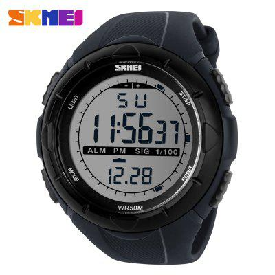 Fashion Sport Watch Men Military Army Watches Alarm Clock Shock Resistant Waterproof Digital
