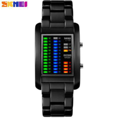 2020 New Popular Brand Men Luxury Creative Watches Digital LED Display Fashion Wrist Quality Clock
